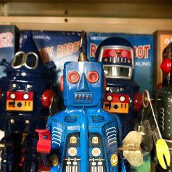 Robots & Space Toys
