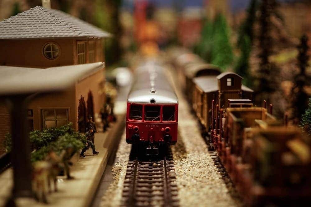 Trains & Model Railway