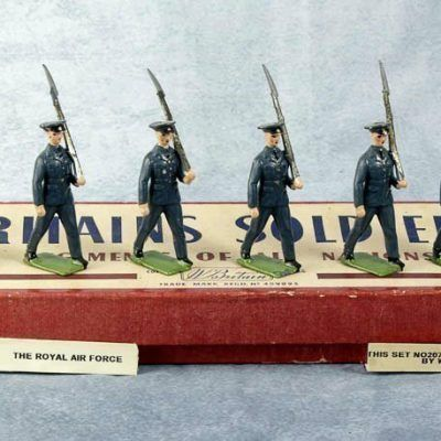 Britains Soldiers 2073 Royal Air Force 1953