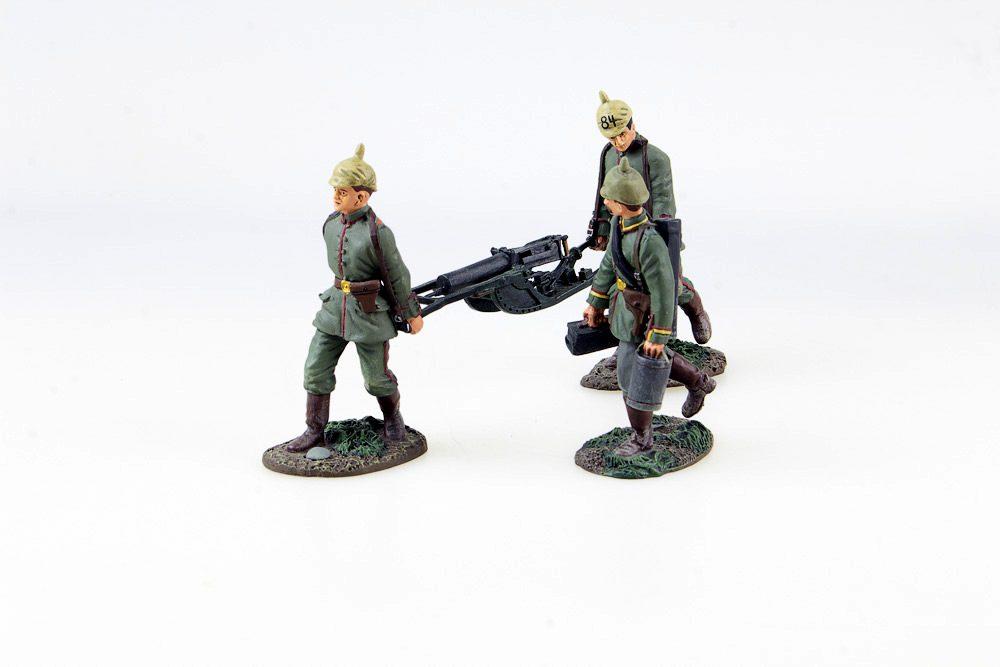 Britains 17808 German 84th Infantry Regiment, Mons WWI 1914