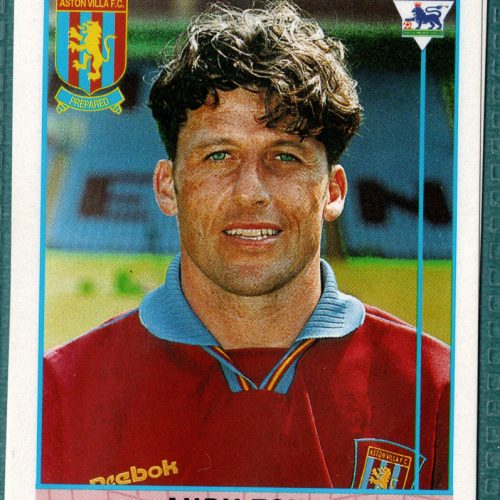 Andy Townsend Aston Villa