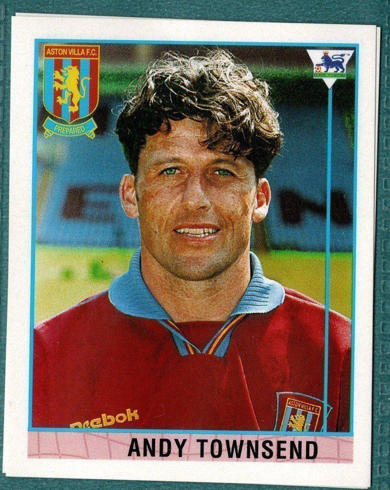 Andy Townsend Aston Villa