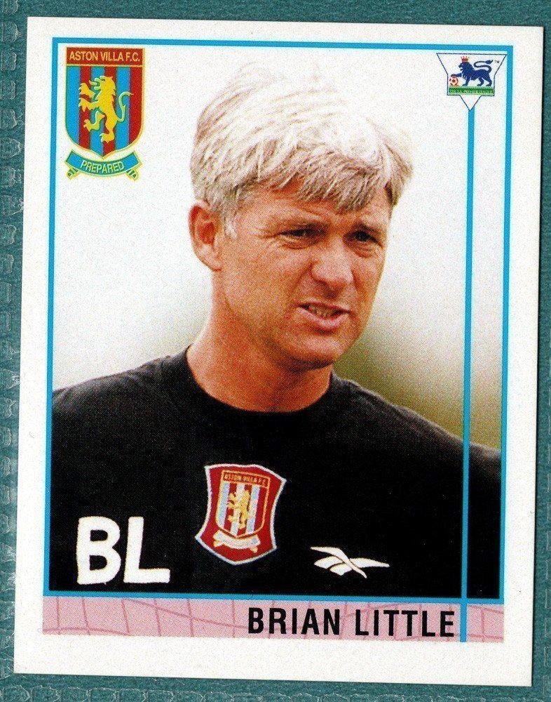 Brian Little Aston Villa