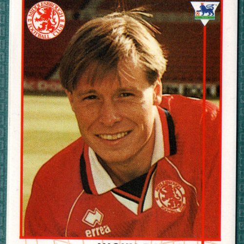 Nicky Barmby Middlesbrough