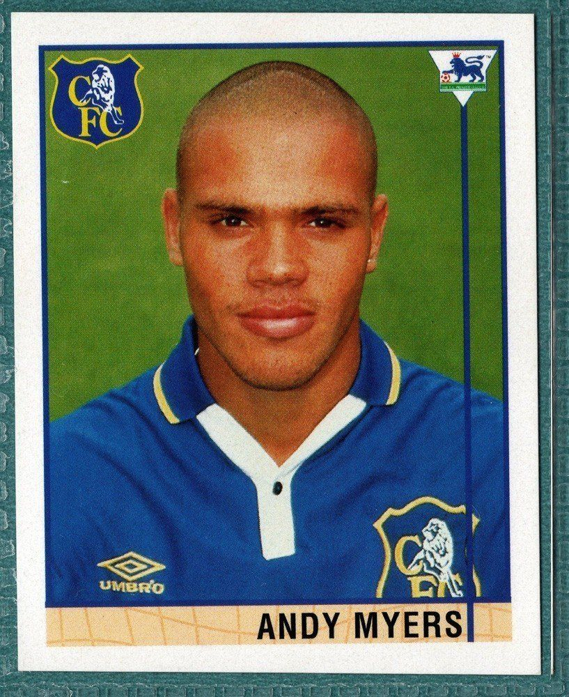 Andy Myers Chelsea FC