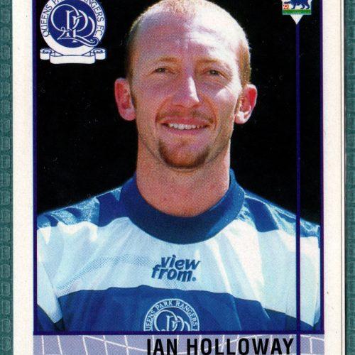 Ian Holloway Queens Park Rangers