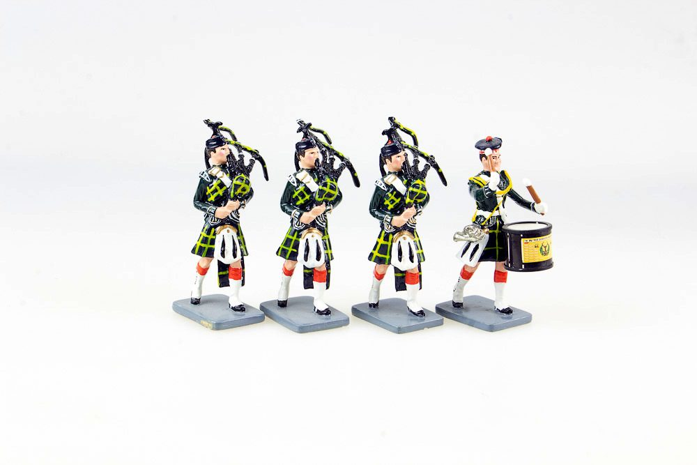 Britains 40331 Gordon Highlanders