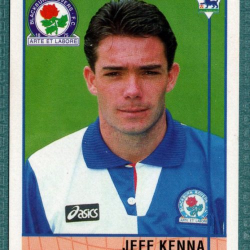 Jeff Kenna Blackburn Rovers