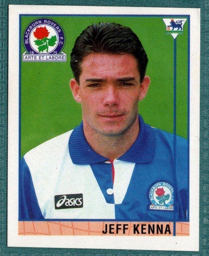 Jeff Kenna Blackburn Rovers