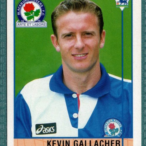Kevin Gallacher Blackburn Rovers
