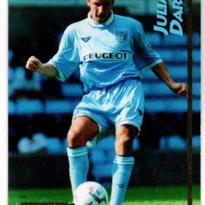 Merlin Ultimate Julian Darby Coventry City No.62